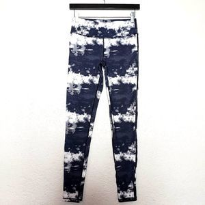 Mono B Tie Dye Leggings - S